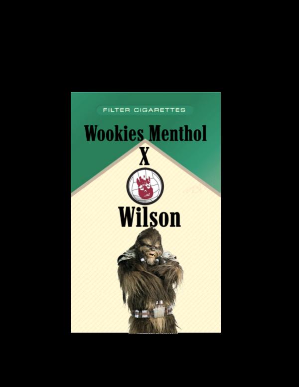 Wookies Menthol X Wilson