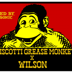 Biscotti Grease Monkey X Wilson