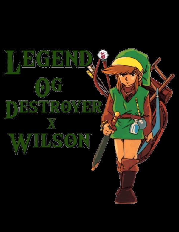 Legend Og Destroyer X Wilson