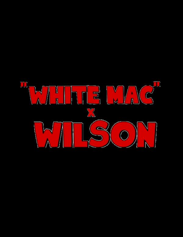The White Caps Mac x Wilson