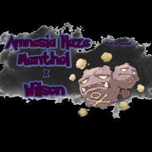 Amnesia Haze Menthol X Wilson