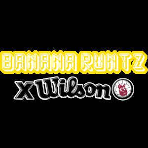 Banana Runtz x Wilson
