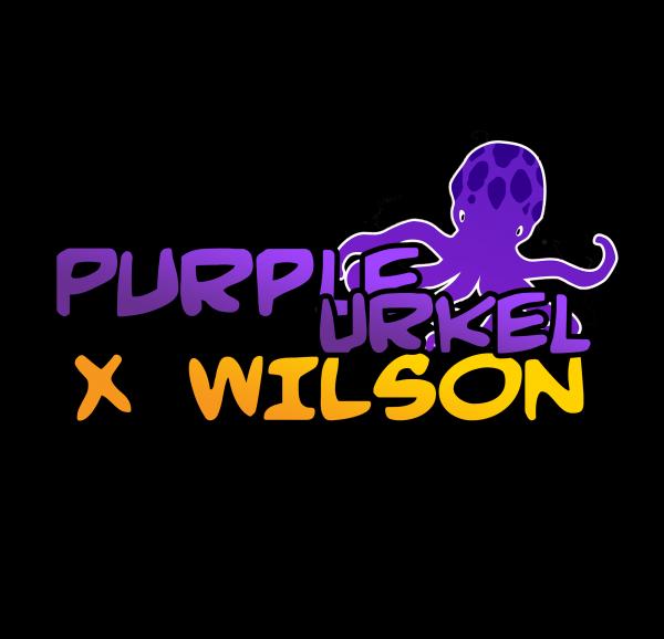 Purple Urkel Wilson x Wilson