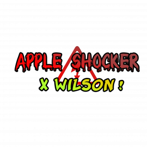 Apple Shocker x Wilson!