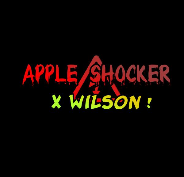 Apple Shocker x Wilson!