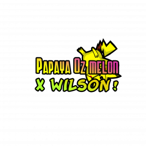 Papaya Oz Melon x Wilson!