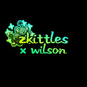 Zkittles x Wilson!