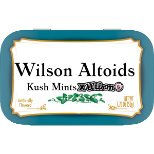 """Wilson Altoids"" (Kush Mints X Wilson)"