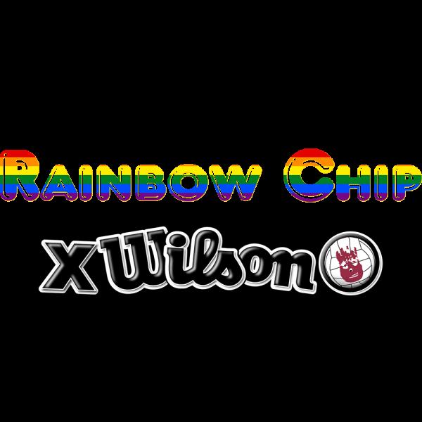Rainbow Chip X Wilson