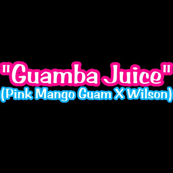 """""""Guamba Juice"""" (Pink Mango Guam X  Wilson)"""