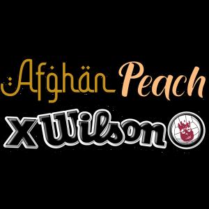Afghan Peach X Wilson