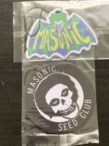 Masonic Seed Co Air Freshener