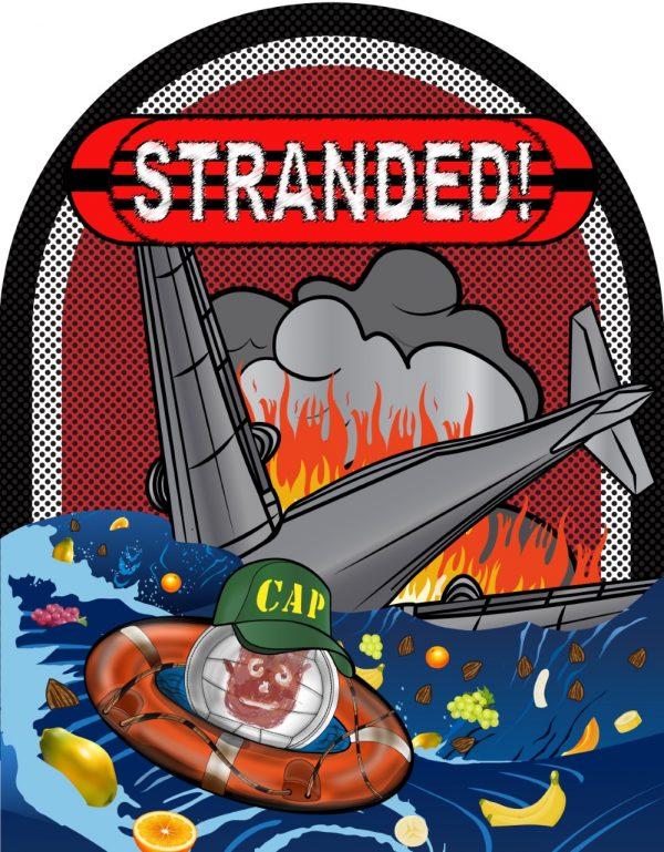"""Stranded"" aka ""DRAMA BOY"""