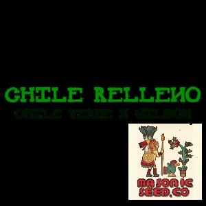 """""""Chile Relleno"""" (Chile Verde X Wilson)"""