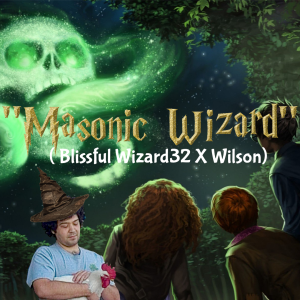 """Masonic Wizard"" (BlissFull Wizard 32 X Wilson)"