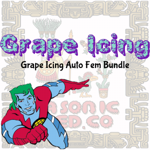 Grape Icing Auto Fem Bundle
