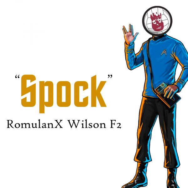 """""""Spock"""" Romulan X Wilson"""