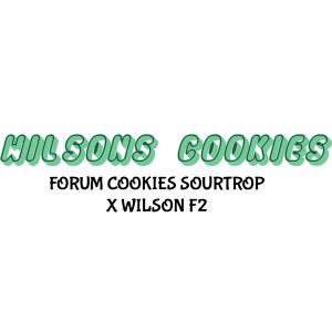 """""""Wilson's Cookies"""" ( Forum Cookies Sour Trop X WilsonF2)"""