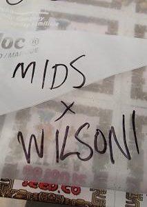 Mids X Wilson