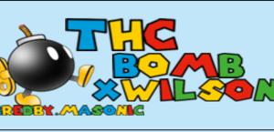 Thc Bomb X Wilson